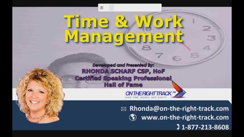 Time&Workload